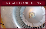 Click here to learn about blower door testing by Rousculp's Heating & Cooling in Crest HIll, IL area
