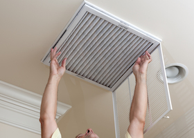Improve your indoor air quality in Joliet IL by having a clean Air Conditioner.